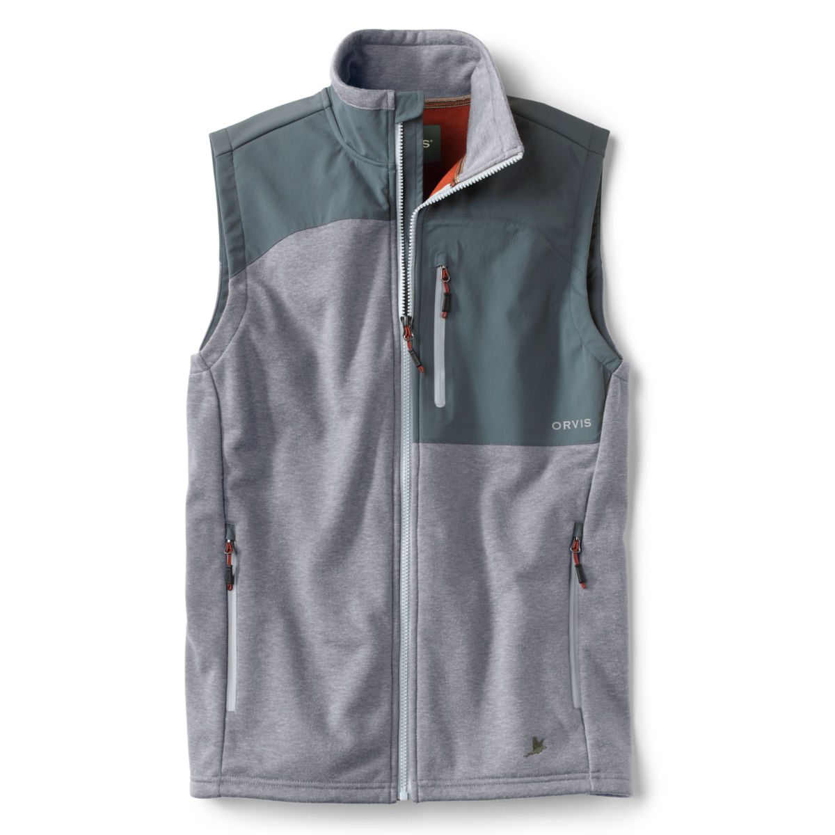 Hybrid Wool Fleece Vest - image number 0