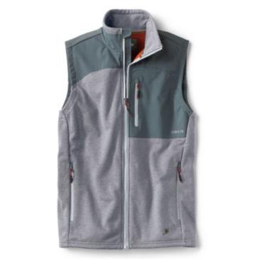 Hybrid Wool Fleece Vest -