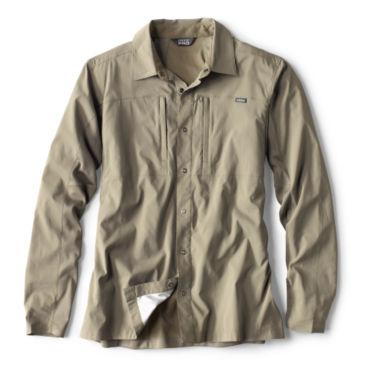 Men's PRO Hybrid Long-Sleeved Shirt -