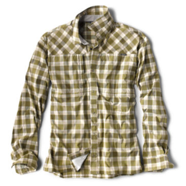 Men's PRO Stretch Long-Sleeved Shirt -