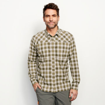 Men's PRO Stretch Long-Sleeved Shirt -  image number 1