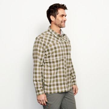 Men's PRO Stretch Long-Sleeved Shirt -  image number 2