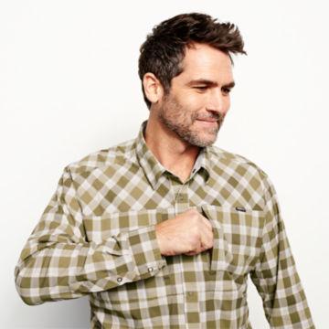 Men's PRO Stretch Long-Sleeved Shirt -  image number 5