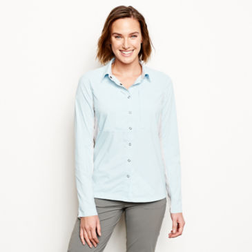 Women's PRO Hybrid Long-Sleeved Shirt -