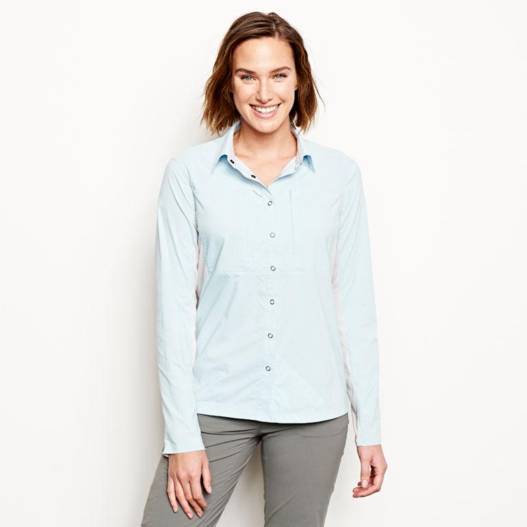 Women's PRO Hybrid Long-Sleeved Shirt -  image number 0