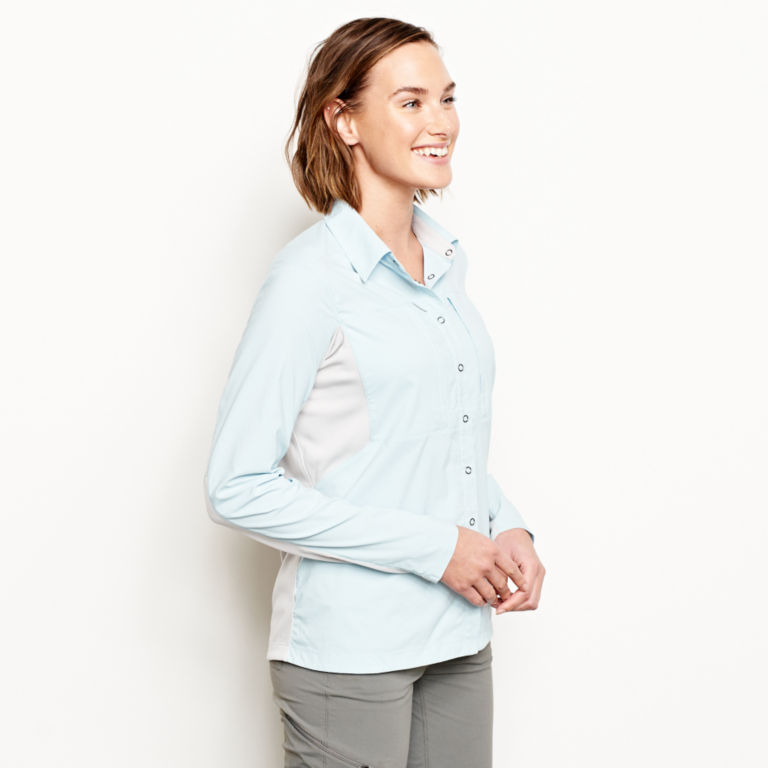 Women's PRO Hybrid Long-Sleeved Shirt -  image number 1