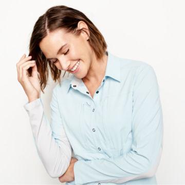 Women's PRO Hybrid Long-Sleeved Shirt -  image number 3