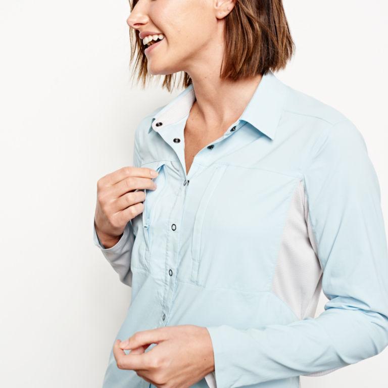 Women's PRO Hybrid Long-Sleeved Shirt -  image number 4