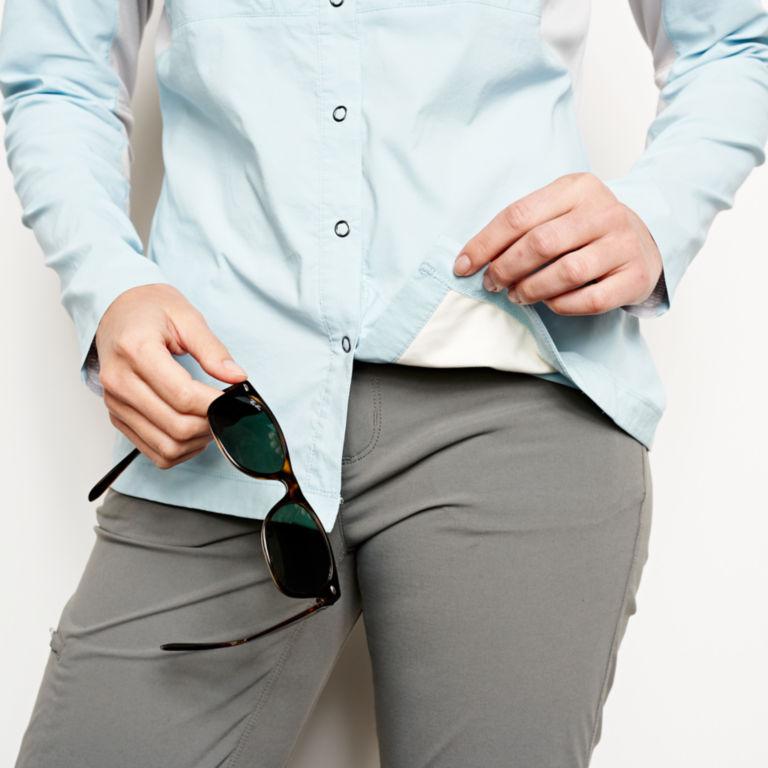 Women's PRO Hybrid Long-Sleeved Shirt -  image number 5