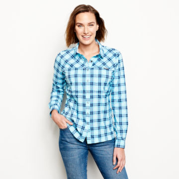 Women's PRO Stretch Long-Sleeved Shirt -  image number 0