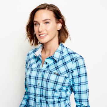 Women's PRO Stretch Long-Sleeved Shirt -  image number 3