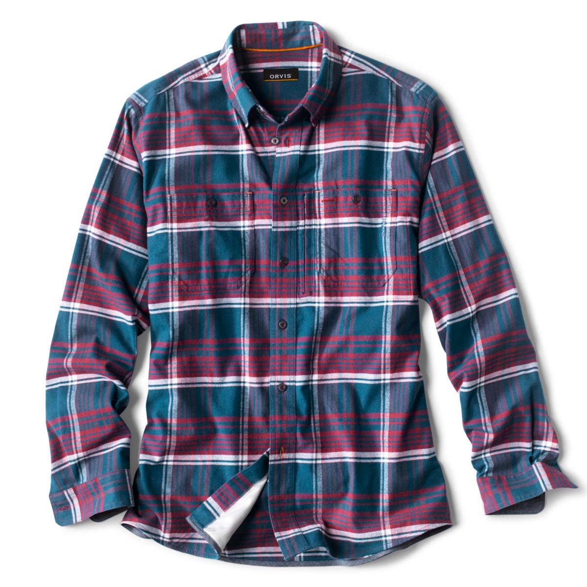 Flat Creek Tech Flannel - DESERT BLUEimage number 0