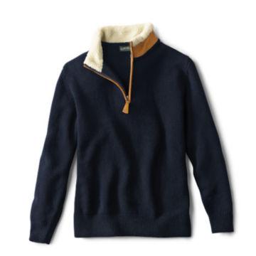 Stowe Quarter-Zip Sweater -  image number 0