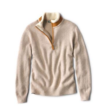 Stowe Quarter-Zip Sweater -