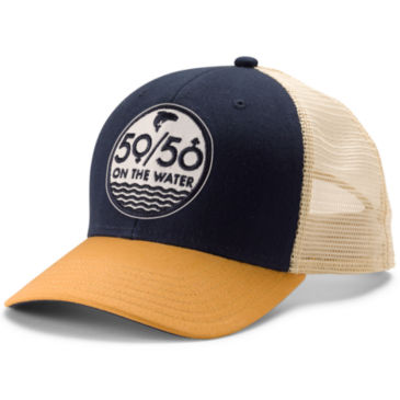 50/50 Trucker Hat -