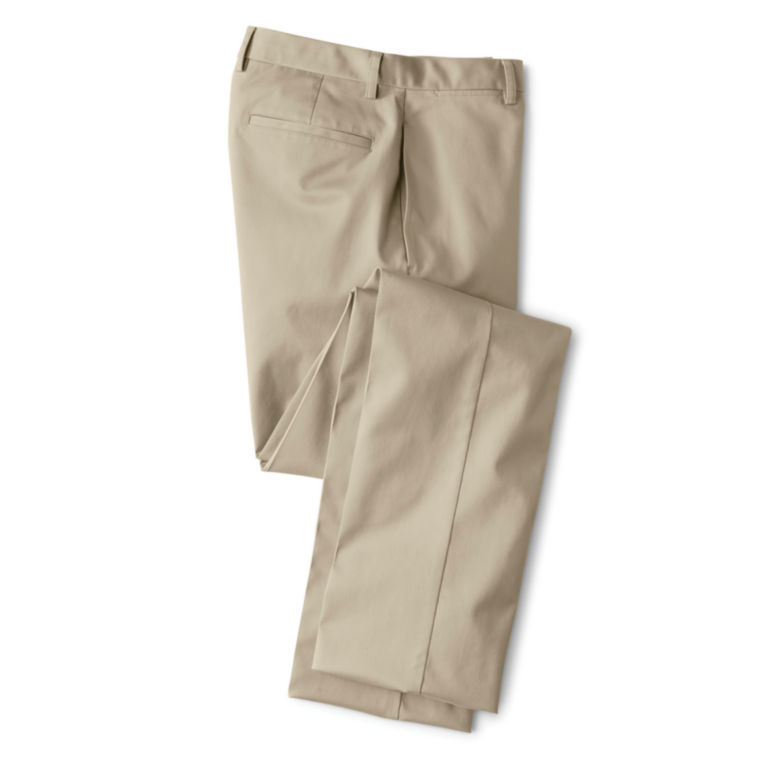 Wrinkle-Free Cotton Stretch Chinos -  image number 0