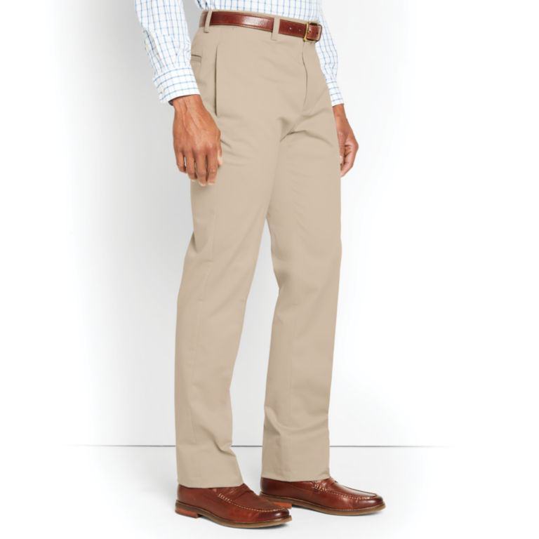 Wrinkle-Free Stretch Chinos Plain -  image number 2