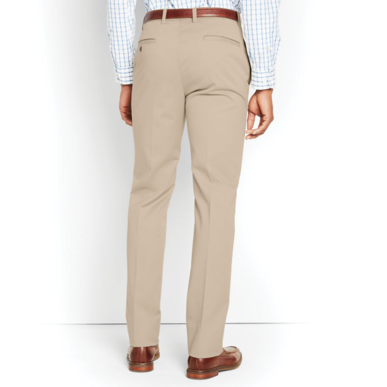 Wrinkle-Free Stretch Chinos Plain -  image number 3
