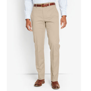 Wrinkle-Free Stretch Chinos Plain -  image number 1