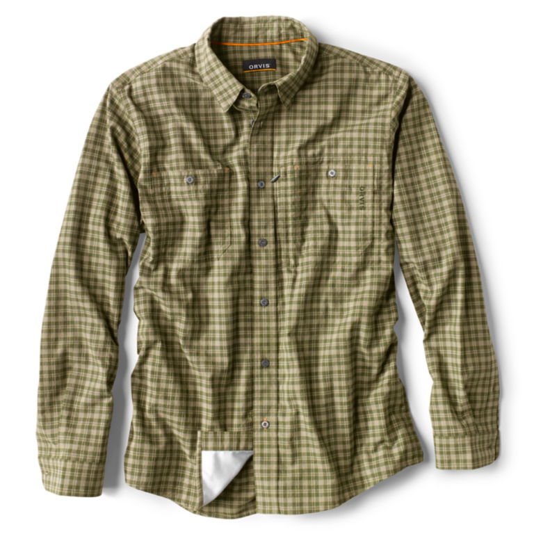 Flat Creek Organic Stretch Long-Sleeved Shirt -  image number 0