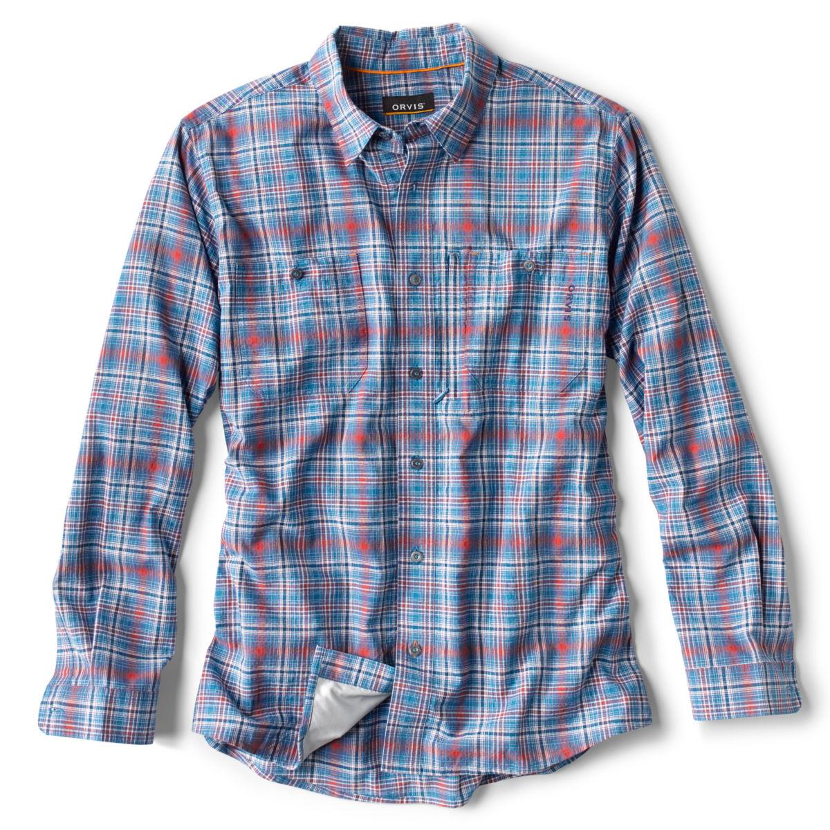 Flat Creek Organic Stretch Long-Sleeved Shirt - image number 0