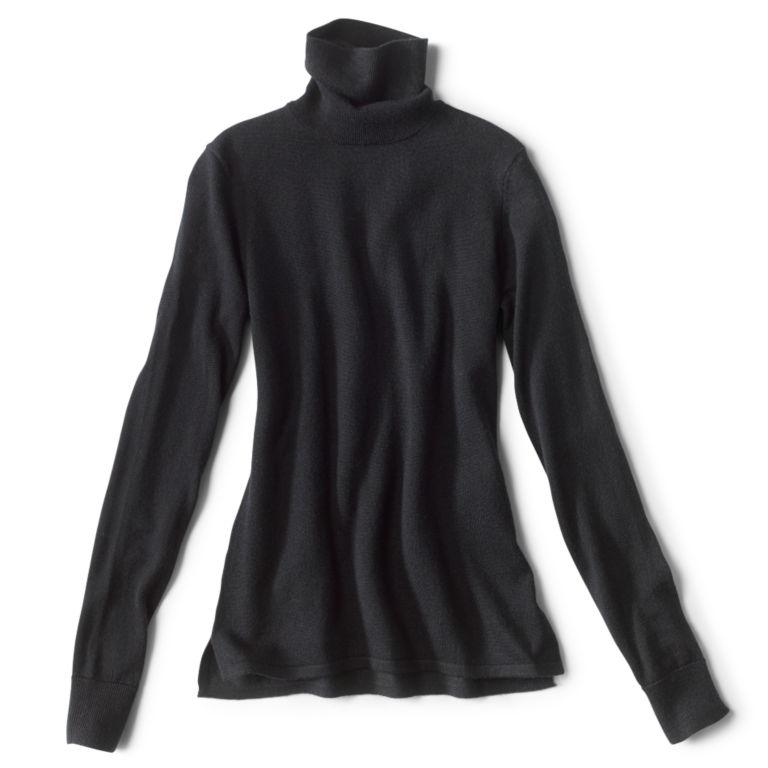 Signature Merino Turtleneck Sweater -  image number 0