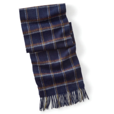 Scottish Lambswool Scarf -