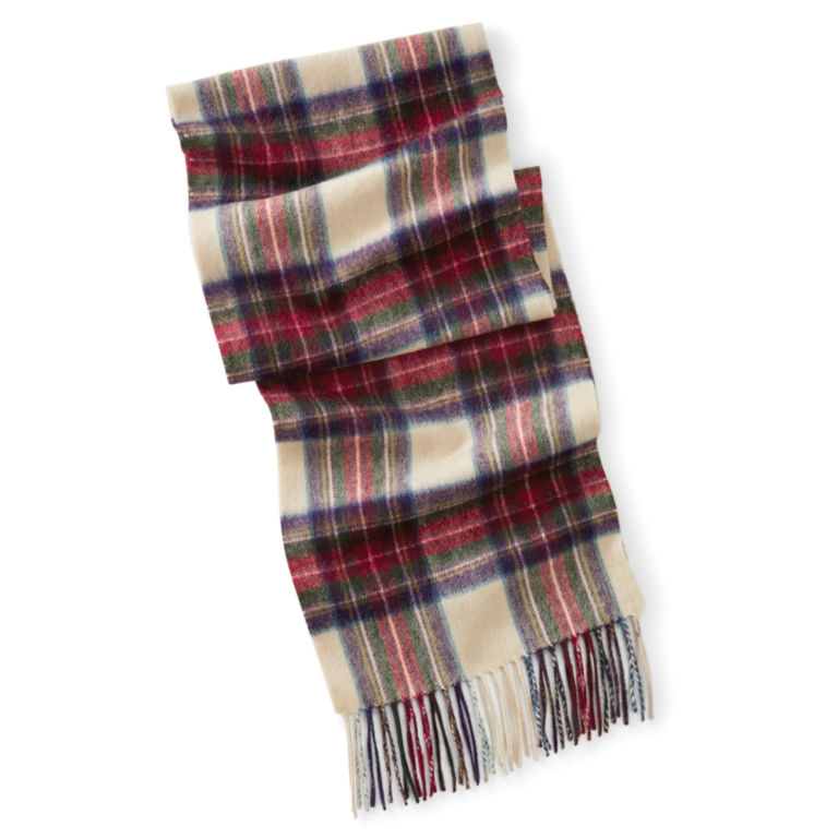 Scottish Lambswool Scarf -  image number 1