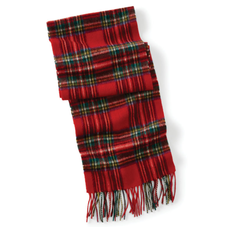 Scottish Lambswool Scarf -  image number 2