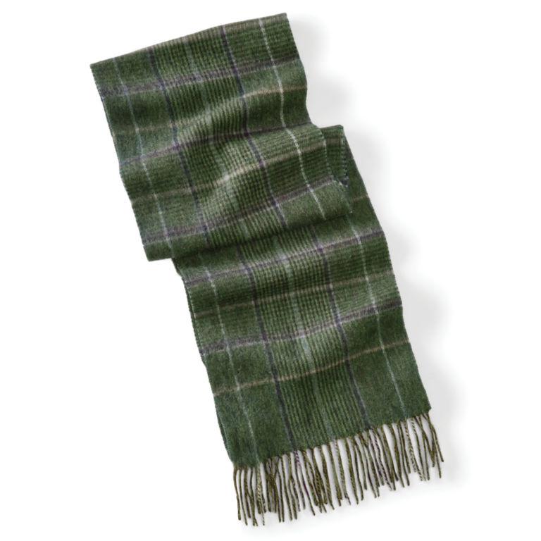 Scottish Lambswool Scarf -  image number 3