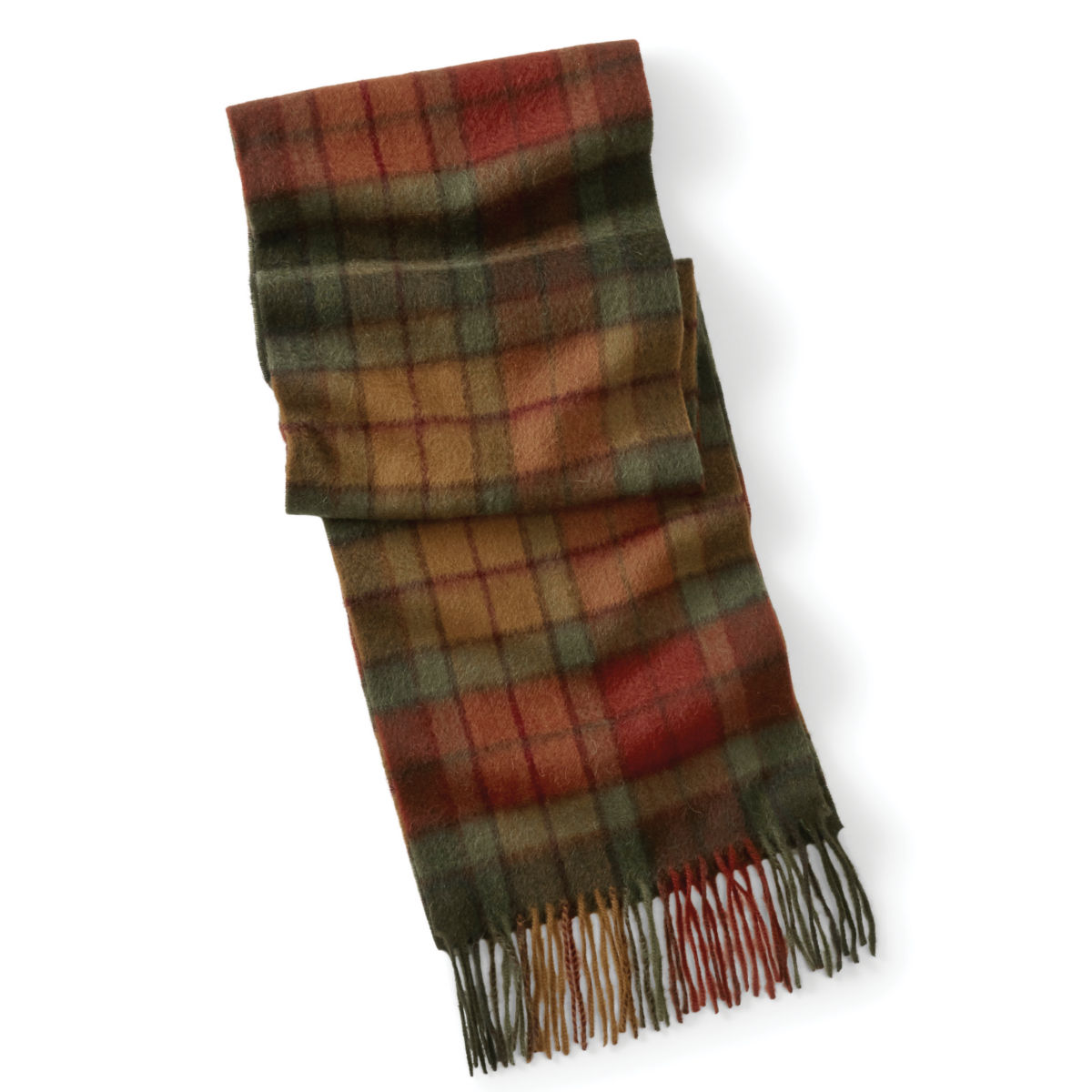 Scottish Lambswool Scarf - image number 0