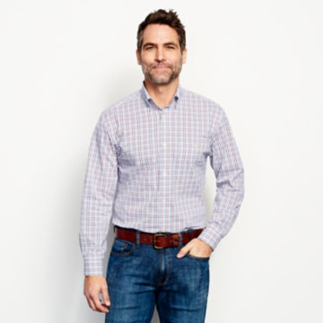 Northport Hidden-Button-Down Shirt -  image number 1