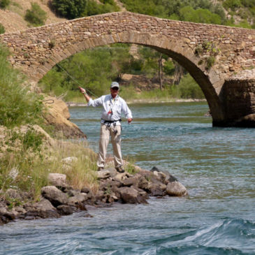 Fall Fly Fishing in the Eastern Pyrenees -