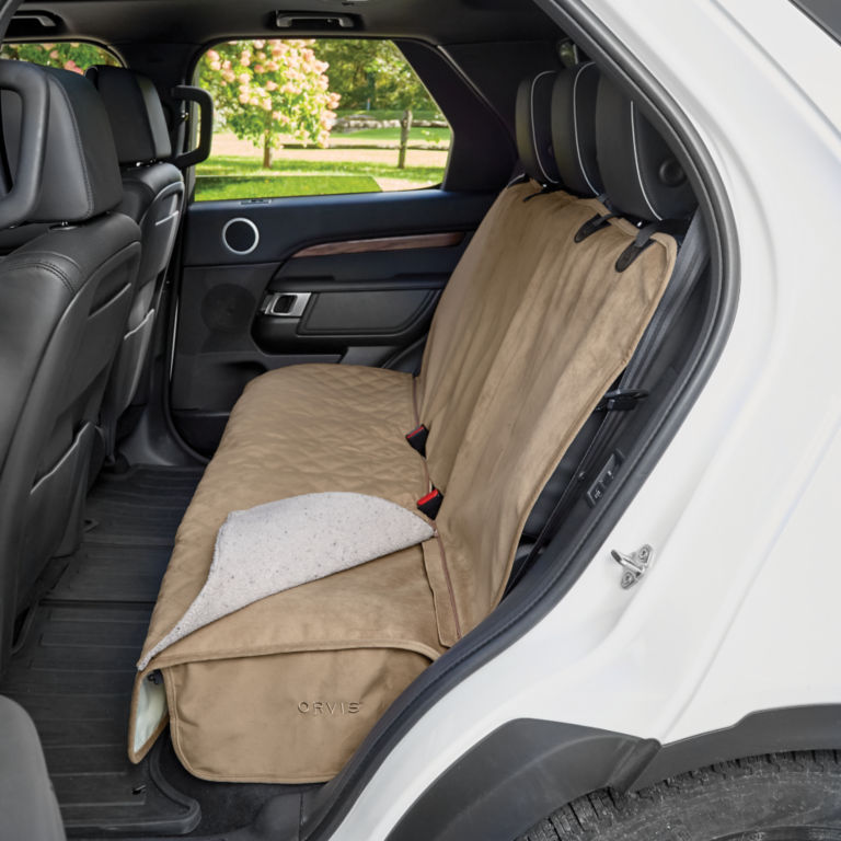 Grip-Tight®  Zip-Off Backseat Protector -  image number 2