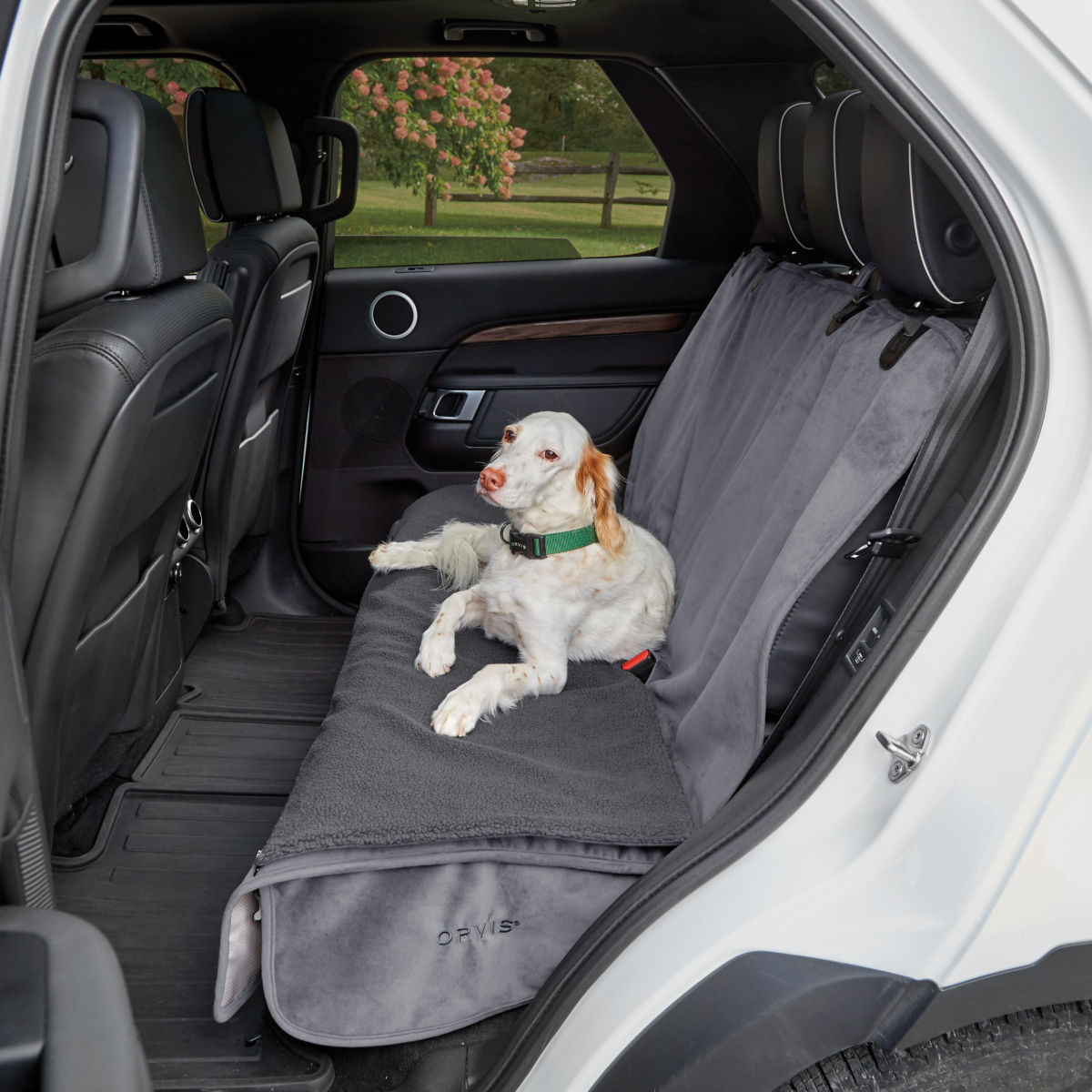 Grip-Tight®  Zip-Off Backseat Protector - image number 0