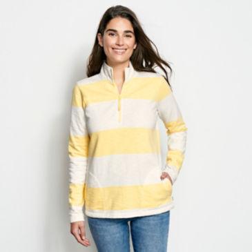 Sunwashed Quarter-Zip Sweatshirt -