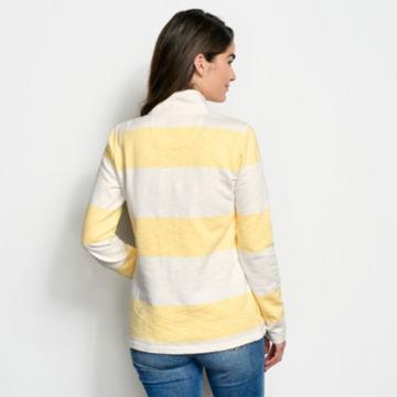 Sunwashed Quarter-Zip Sweatshirt -  image number 2