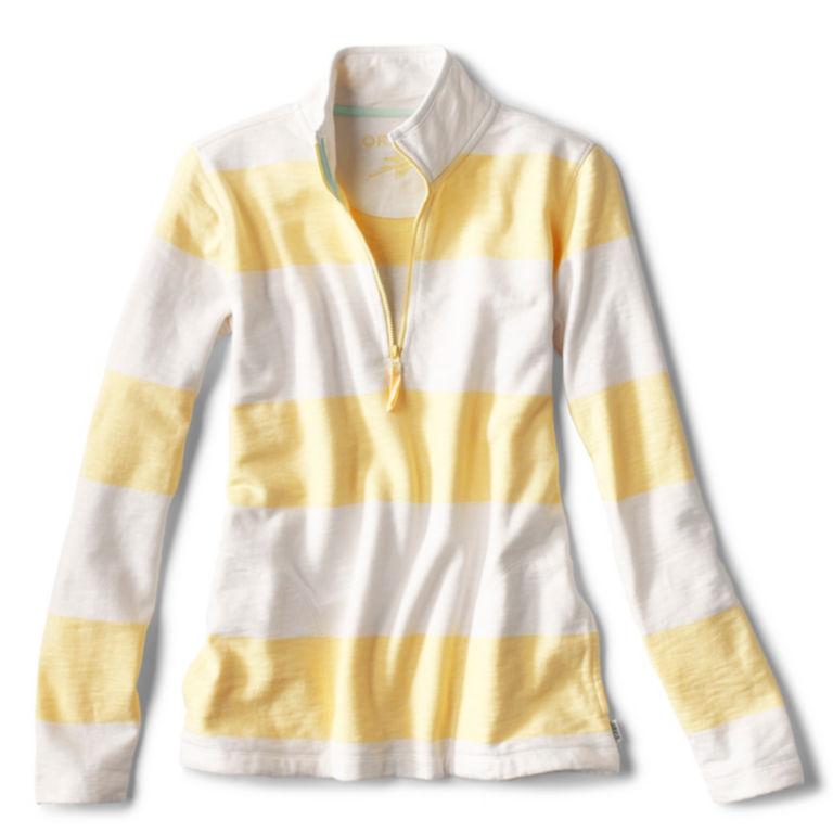 Sunwashed Quarter-Zip Sweatshirt -  image number 5