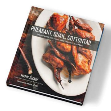 Pheasant, Quail, Cottontail Cookbook -  image number 0