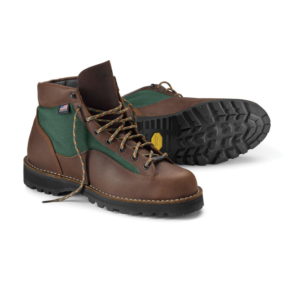 Orvis Danner Light II Boots - BROWN/GREENimage number 0