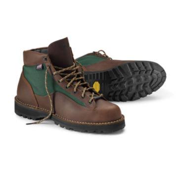 Orvis Danner Light II Boots - BROWN/GREEN image number 0