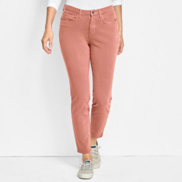 Four-Way Stretch Ankle Pants -