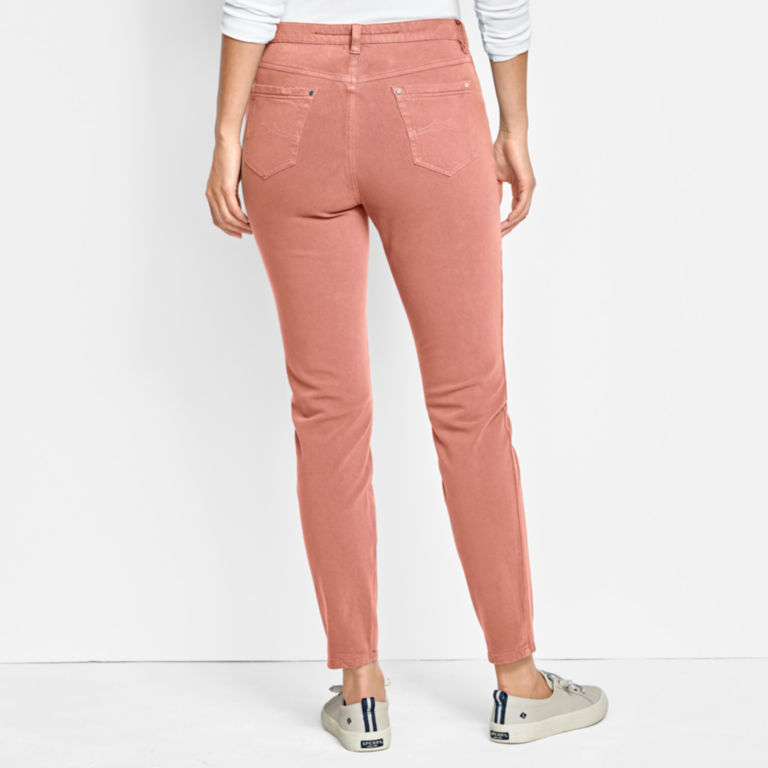 Four-Way Stretch Ankle Pants -  image number 2
