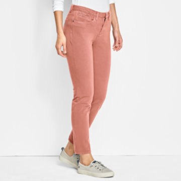 Four-Way Stretch Ankle Pants -  image number 1