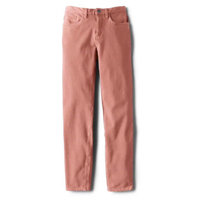 Four-Way Stretch Ankle Pants -  image number 3