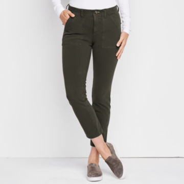 Four-Way Stretch Utility Pants -  image number 0