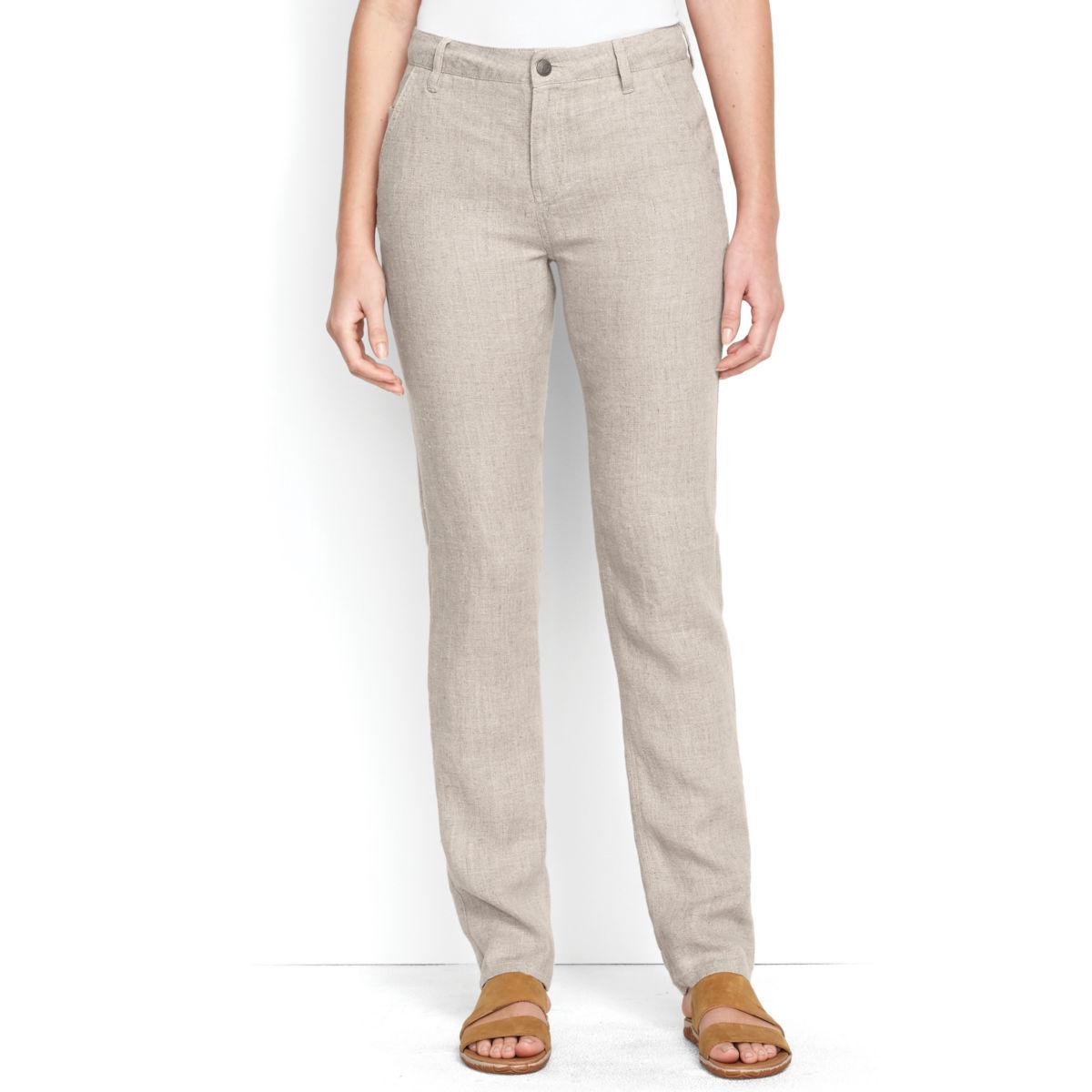 Linen Jeans - image number 0