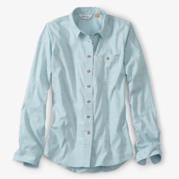 Striped Work Shirt -