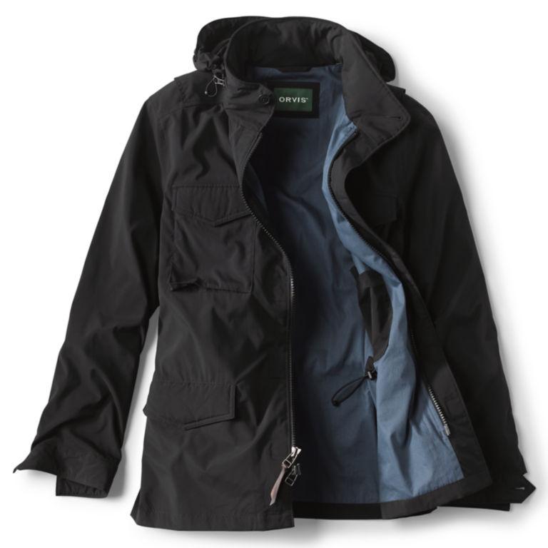 Burrows Field Jacket - BLACK image number 1
