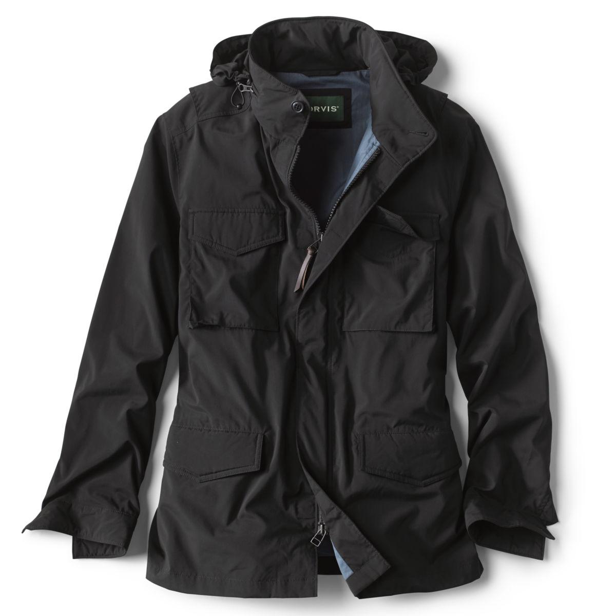 Burrows Field Jacket - BLACKimage number 0